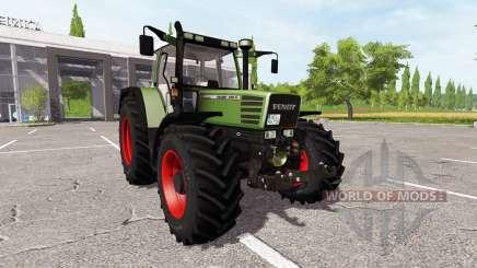 Fendt Favorit 515C Turbomatic para Farming Simulator 2017