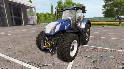 New Holland T7.290 heavy duty para Farming Simulator 2017