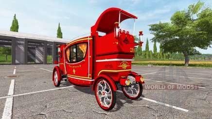 A carruagem Real para Farming Simulator 2017