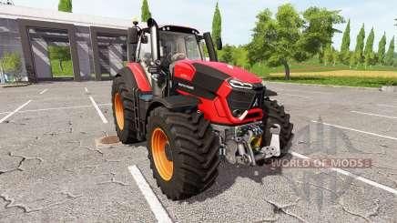 Deutz-Fahr 9340 TTV v1.2 para Farming Simulator 2017