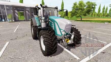 Fendt 936 Vario petrol para Farming Simulator 2017