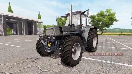 Deutz-Fahr AgroStar 6.61 black beauty para Farming Simulator 2017