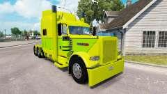 90 o estilo de pele para o caminhão Peterbilt 389 para American Truck Simulator