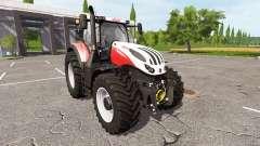 Steyr Terrus 6300 CVT v1.3 para Farming Simulator 2017