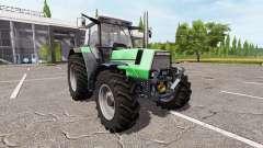 Deutz-Fahr AgroStar 6.61 faster para Farming Simulator 2017