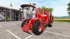 HOLMER Terra Dos T4-30 v2.0 para Farming Simulator 2017