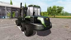 PONSSE Buffalo autoload para Farming Simulator 2017