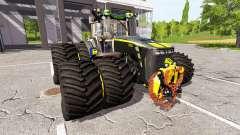 John Deere 8530 black shadow v2.1 para Farming Simulator 2017