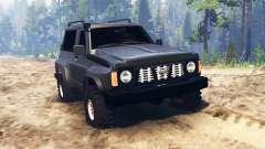 Nissan Patrol GR (Y60) para Spin Tires