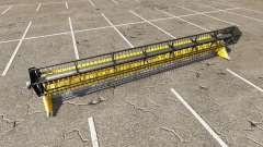 New Holland Maaibord Varifeed 35FT para Farming Simulator 2017