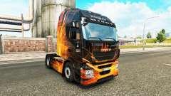 Cúbica Flare pele para Iveco unidade de tracionamento para Euro Truck Simulator 2