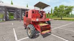 Bizon Z056 para Farming Simulator 2017