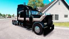 Transporte de pele para o caminhão Peterbilt 389 para American Truck Simulator