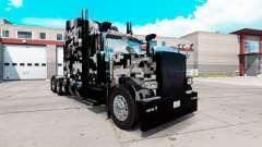 Urban Camo pele para o caminhão Peterbilt 389 para American Truck Simulator