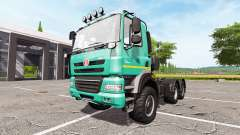 Tatra Phoenix T158 v0.9.5 para Farming Simulator 2017