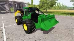 Derrapagem do grapple para Farming Simulator 2017