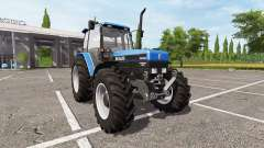 New Holland 8340 PowerStar SLE para Farming Simulator 2017
