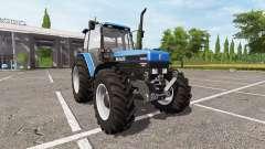 New Holland 8340 PowerStar SLE para Farming Simulator 2017