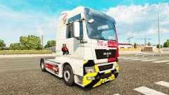 Pele VFB Stuttgart para o HOMEM do caminhão para Euro Truck Simulator 2