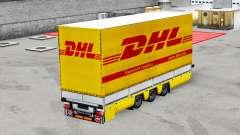 Uma coleção de trailers v2.0 para American Truck Simulator