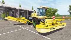 Krone BiG M GTX 750 v1.0.1 para Farming Simulator 2017