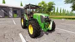 John Deere 5085M v1.2 para Farming Simulator 2017