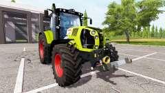 CLAAS Arion 530 para Farming Simulator 2017