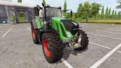 Fendt 927 Vario v1.2 para Farming Simulator 2017