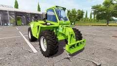 Merlo P41.7 Turbofarmer para Farming Simulator 2017