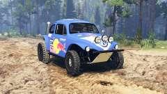 Volkswagen Beetle Baja para Spin Tires