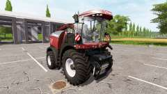 Krone BiG X 580 tuning edition v1.1 para Farming Simulator 2017