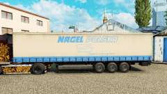 A pele Nagel Polska cortina semi-reboque para Euro Truck Simulator 2