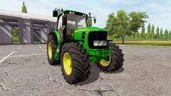John Deere 7530 Premium para Farming Simulator 2017