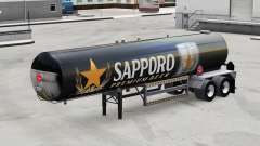 Pele Sapporo para o semi-tanque para American Truck Simulator