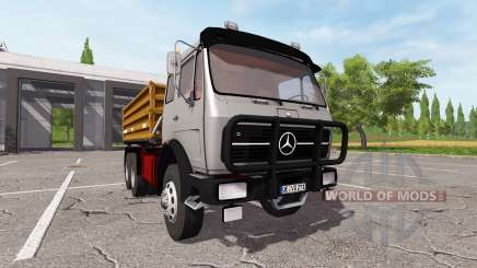 Mercedes-Benz NG 1632 kipper para Farming Simulator 2017