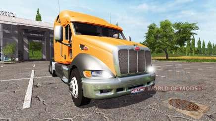 Peterbilt 587 para Farming Simulator 2017