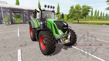 Fendt 936 Vario v1.1 para Farming Simulator 2017