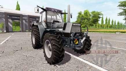 Deutz-Fahr AgroStar 6.61 black beauty v1.3 para Farming Simulator 2017