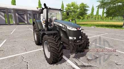 Massey Ferguson 8737 v1.1 para Farming Simulator 2017
