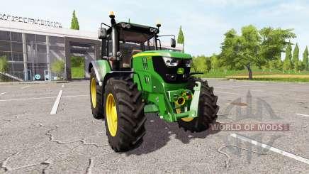 John Deere 6135M para Farming Simulator 2017