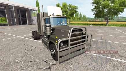 Mack RS700 para Farming Simulator 2017