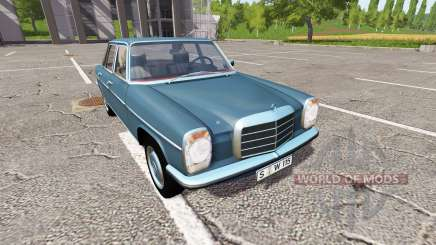 Mercedes-Benz 200D (W115) 1973 para Farming Simulator 2017