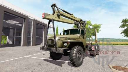 Ural-4320 caminhão para Farming Simulator 2017