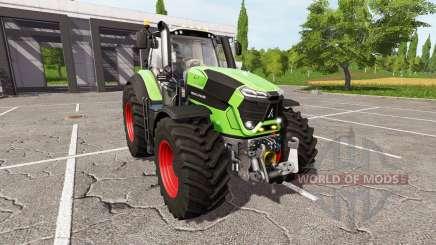 Deutz-Fahr 9340 TTV v1.1 para Farming Simulator 2017