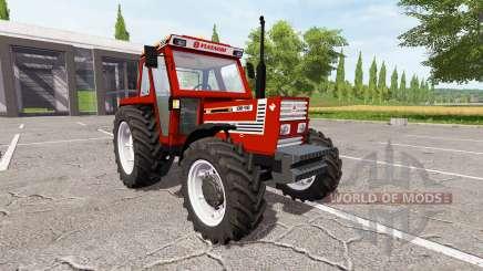 Fiat 100-90 DT Fiatagri para Farming Simulator 2017