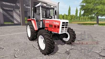 Steyr 8090A Turbo SK2 para Farming Simulator 2017