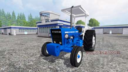 Ford 4600 v1.1 para Farming Simulator 2015