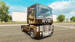 Véspera de pele para a Renault Magnum unidade de tracionamento para Euro Truck Simulator 2