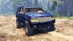 Jeep Grand Cherokee (WJ) para Spin Tires