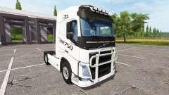 Volvo FH16 para Farming Simulator 2017